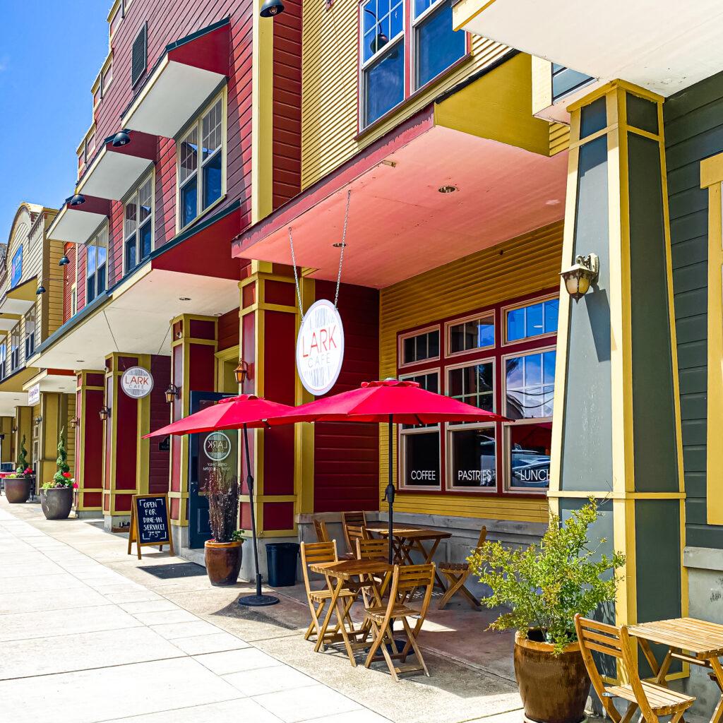 Lark Café, Old Town Willamette, West Linn